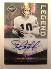 2011 Limited Monikers Autographs Silver #117 Steve Bartkowski 44 50 RARE!