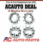 Fit Dodge Ram 2500 3500 4 Pc 8 Lug Wheel Spacers 8x65 2 Inch 9 16 Studs