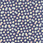 MODA FRESH AIR - BY THE HALF YARD QUILTING, 100% COTTON 21674 15 NAVY