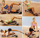 Fitness Quest Easy Shaper Total Body Toner For Arms Abs Hips Buns