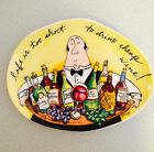 MUD PIE WALL PLATE BY TRACY FLICKINGER