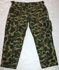 PANTS DUCK HUNTER CAMO CAMOUFLAGE OLD RARE XXL TROUSERS CHARLES DALY