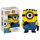 NEW Funko POP! Despicable Me CARL Minion Vinyl Figure