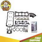 Head Gasket Set Bolts Fits 89 95 Geo Tracker Suzuki Sidekick 16L SOHC 8v G16KC