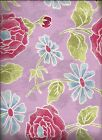 Baby Lulu Sewing Fabric Cotton Woven Jacquard Sampson Floral Large Print