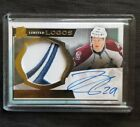 2014 The Cup Limited Logos NATHAN MaCKINNON 2Clr Patch Auto 13 50 Avs BV$400