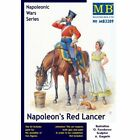 Napoleon's Red Lancer, Napoleonic Wars Series 1/32 Master Box 3209