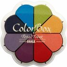 Clearsnap Colorbox Fluid Chalk Petal Point Option Inkpad Primary Pastels 8 Col