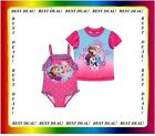 Disney Frozen Girl's 2Pc Swim Set New!!