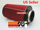 KN UNIVERSAL Car Truck Racing 3 INCH KN Cold Air INTAKE FILTER KIT