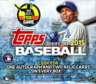 MLB 2015 Topps Series 1 Baseball Jumbo Hobby Box Factory Sealed