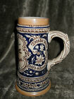VINTAGE ~ Ceramarte OLYMPIA BEER STEIN ~ Brazil ~ Excellent Quality ~ Authentic