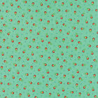 Aqua Block Party Fabric - Moda - Sandy Gervais - 75817 12 - By the Yard