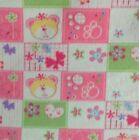 Baby Patchwork Polar Fleece Fabric BY THE YARD