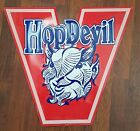 VICTORY BEER HOP DEVIL METAL TIN SIGN BRAND NEW READY TO HANG!!!