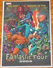 Official Handbook of the Marvel Universe Fantastic Four 2005 Galactus Dr. Doom