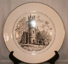1956 Trinity Lutheran Church Staten Island New York Collectors Plate 10 1/4