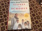 STONES INTO SCHOOLS  2009 HARDCOVER COPY SIGNED  By GREG MORTENSON