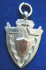 Vintage Silver & Gold Medal / Fob - Birmingham 1936 William Adams - not engraved