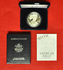 1995 Silver Proof American Eagle Coin w Original Box