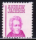 1286 Jackson 10c Misperforated No 10c or United States Prominent Americans