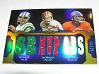 2011 Triple Threads NAMATH MONTANA ELWAY GU Jersey Relic Patch Refractor 36!!!!