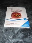 WEIGHT WATCHERS CANADIAN DINING OUT COMPANION 2011 NEW