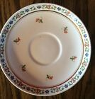Vintage John Maddock and Sons Royal Vitreous Saucer Plate
