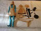 Vintage Jane West Cowgirl Doll with 15 Acces 1967 Marx Toys USA