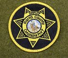 32595) Patch Harris County Constable Texas Police Sheriff Police Department Fire