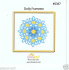 BossKut Doily Framette floral die 88cm use in all die cutting machines