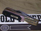SCHRADE OLD TIMER BARLOW SAWCUT HUNTING POCKET KNIFE NEW IN BOX !!!