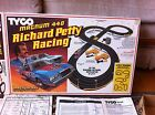 Vintage Tyco Richard Petty Magnum 440 Slot Car Racing Set original box with cars