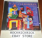 THE GLORY OF GERSHWIN LARRY ADLER & VARIOUS ARTISTS -18 TRACK CD-