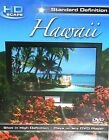 HD SCAPE Hawaii Standard Def DVD Music Relax Sound Loop Travel Gift Vacation