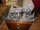VOICE OF MUSIC INTEGRATED MONO TUBE AMP X 2 = STEREO! CLEAN WORKING