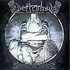 DEFLESHED: UNDER THE BLADE CD! HATESPHERE - CARNAL FORGE - THE FORSAKEN  VG