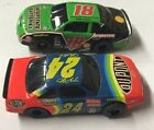 Electric Race Track Car Lot Tested Tyco? #24 Jeff Gordon #18 Rare? Vintage?