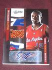 Eric Bledsoe 2010-11 Panini Absolute Memorabilia Auto Patch RC 5 Rookie RPA