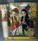 Ever After High School Spirit Apple White and Raven Queen new