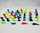 200pcs 2-3cm 1:72 Plastic Toy Soldiers Army Men Solider Figures SENT AT RANDOM