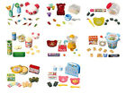 Megahouse Panda Candy & Snacks, #1-8,  Re-ment size 1:6 mini Barbie kitchen Food
