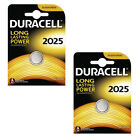 10 x 20 Duracell CR2025 Lithium Battery 3v Button Coin Cell Batteries DL2025