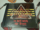 STRYPER TO HELL WITH THE devil ENIGMA CD CHRISTian METAL Michael Sweet STRYKEN