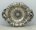 Vintage Sterling Silver Reed  Barton High Detailed Sunflower Dish Bowl SS1017