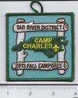 BSA 2013 East Carolina Council - Tar River District - Fall Camporee