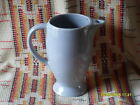 1950's GRAY   FIESTA  COFFEE SERVER - NO  LID -FIESTAWARE         k