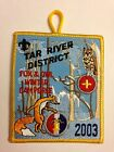 BSA 2003 East Carolina Council - Tar River District - Winter Camporee