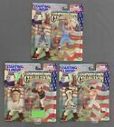 REDUCED $ B39 STARTING LINEUP 1999 COOPERSTOWN COLL 3 PCS BRETT WEAVER WILLIAMS