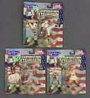 REDUCED $ B40 STARTING LINEUP 1999 COOPERSTOWN COLL 3 PCS DAVIS GIBSON MARICHAL